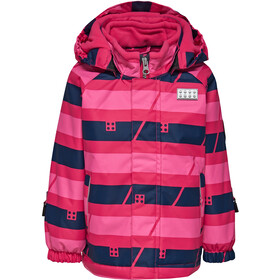 LEGO wear Josie 773 Veste Fille, dark pink